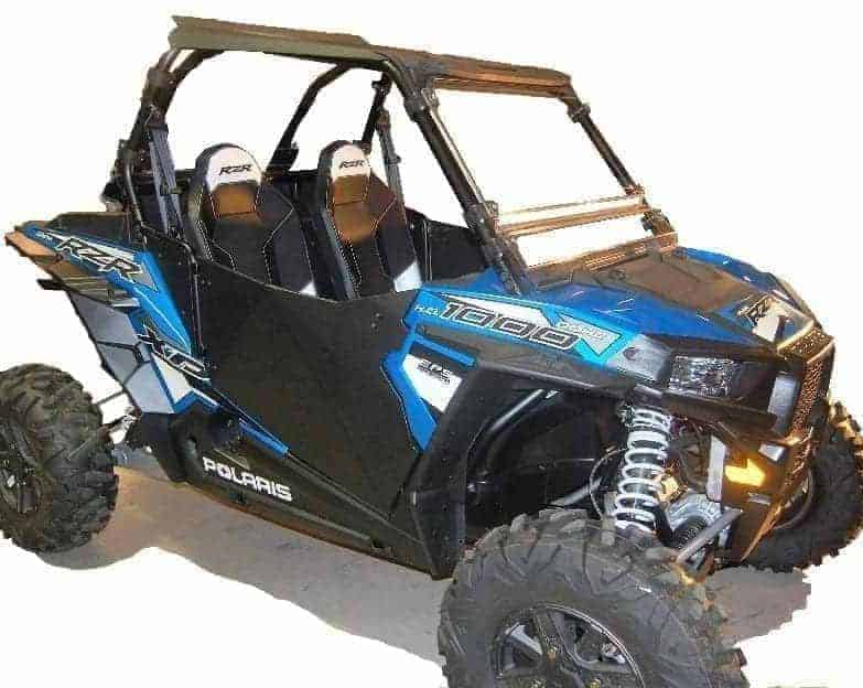 Polaris Rzr Xp Ez On Genx Doors