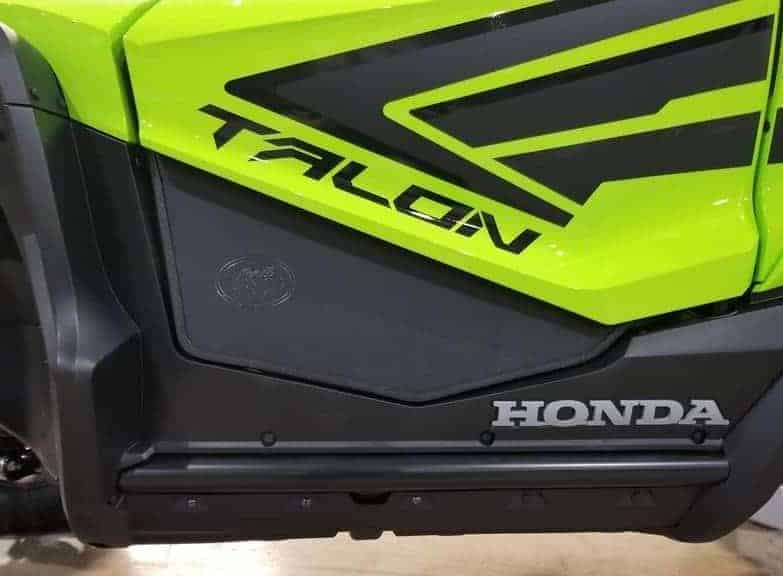 Honda Talon Lower Door Insert Kit