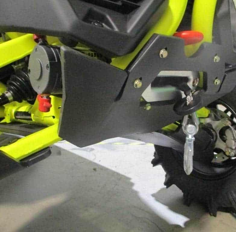 Can-am Maverick X3 Front Bash Plate