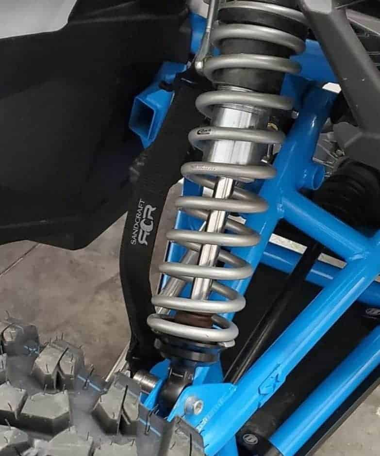 Can-am Maverick X3 Limit Straps, Full Kit