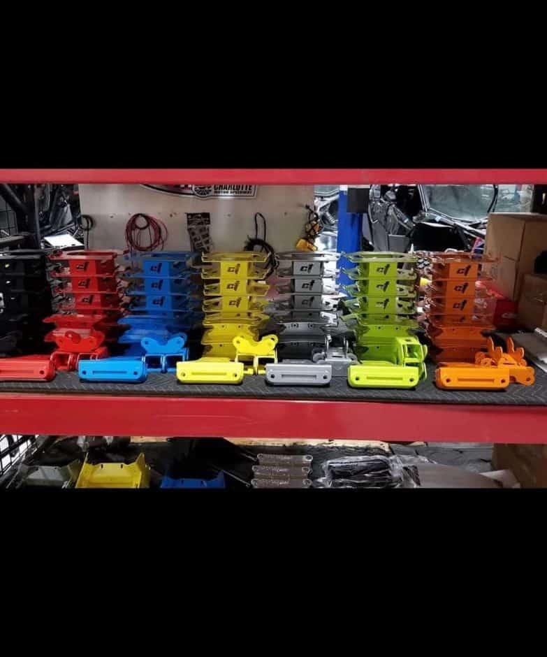 Can-am Maverick X3 Bombproof Gusset Kit