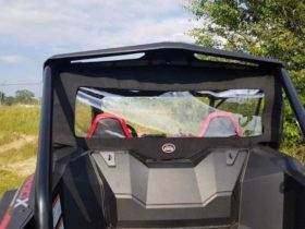 Honda Talon Cab Enclosure Kit Soft Rear Window
