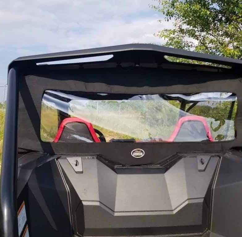 Honda Talon Cab Enclosure Soft Rear Window