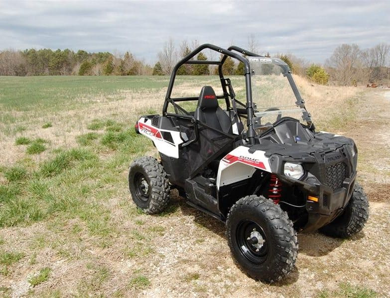 Polaris Sportsman Ace Coolflo Windshield