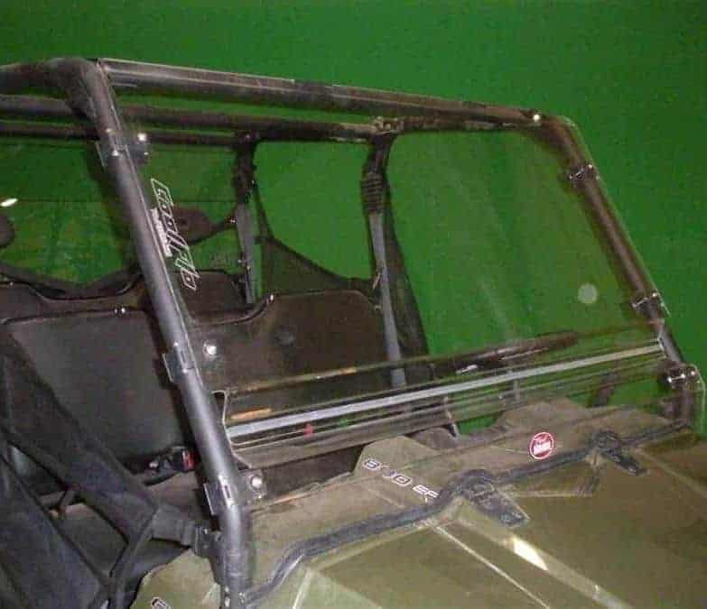 Polaris Ranger Coolflo Windshield