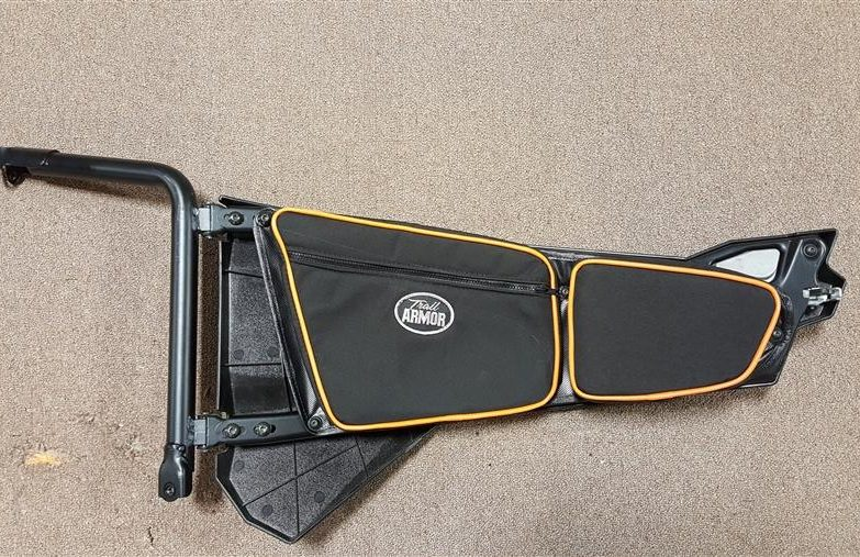 Polaris Rzr Xp Series Door Bags