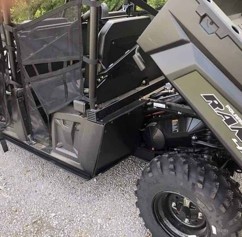 Polaris Ranger 570 Full Skid Plate