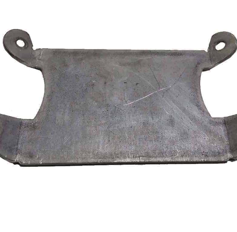 Maverick Rear Bumper Plate Gusset