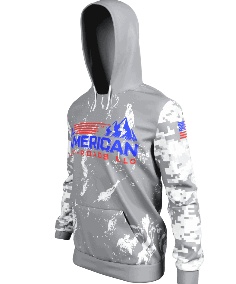 Performance Fitted Pull Over Hoodie