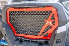 Polaris Rzr Xp Turbo 2 Piece Clip-in Grill