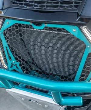Polaris Rzr Xp Series 2 Piece Clip-in Grill
