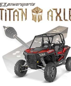 Polaris Rzr Xp 1000 Axles, Titan Edition
