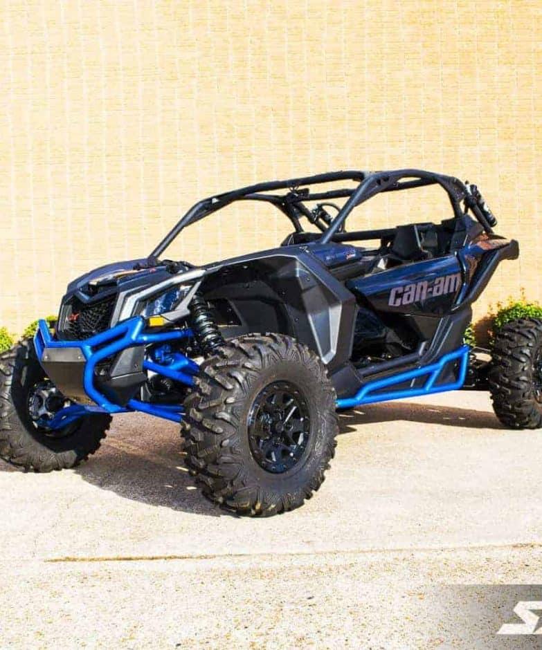 Can-am Maverick X3 Full Hp Front Bumper