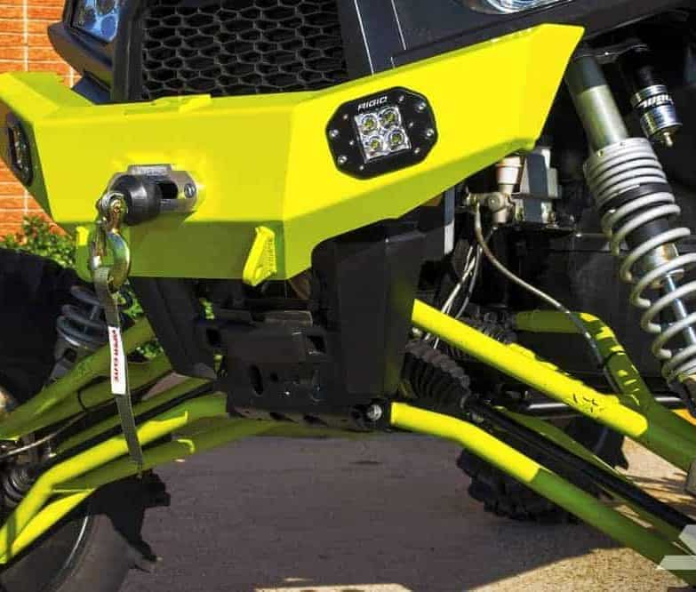 Polaris Rzr Xp 1000 Front Winch Bumper