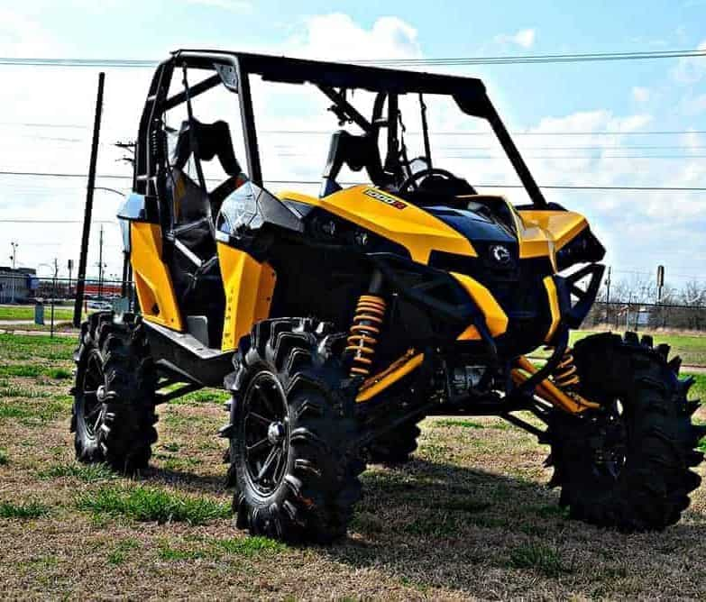 Can-am Maverick 3″ Bracket Lift Kit