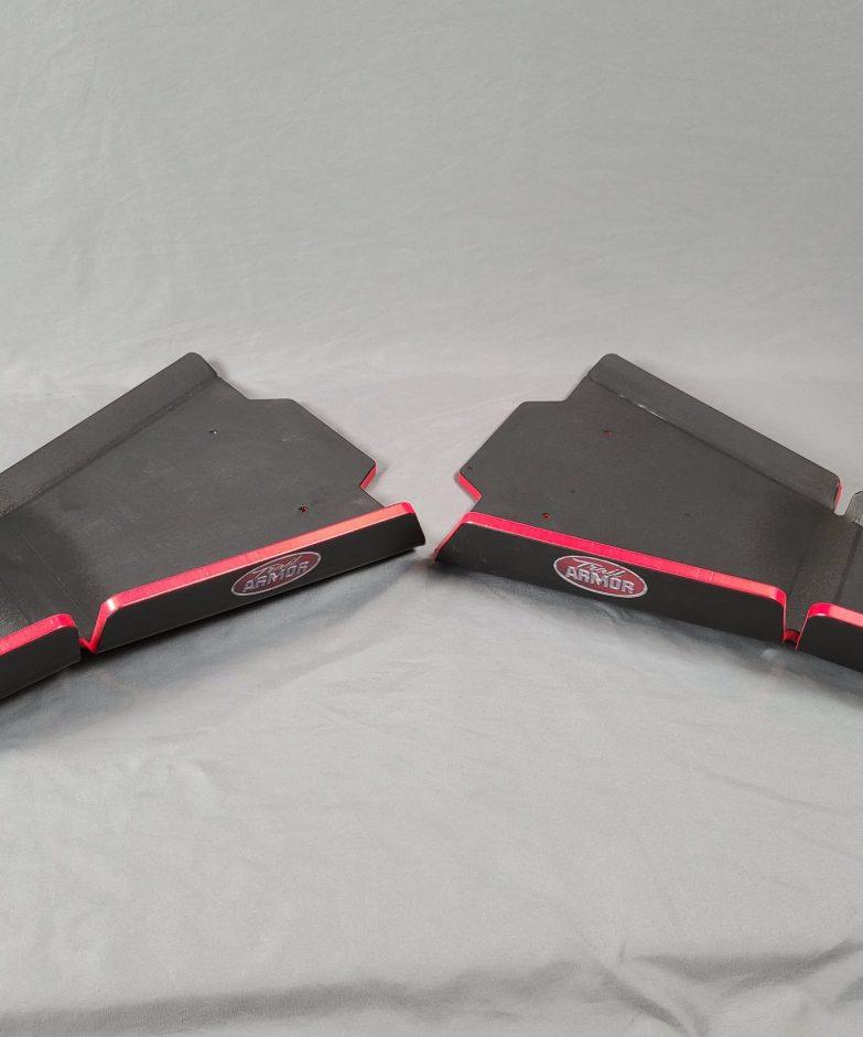 Polaris Rzr Pro Xp A-arm Guards
