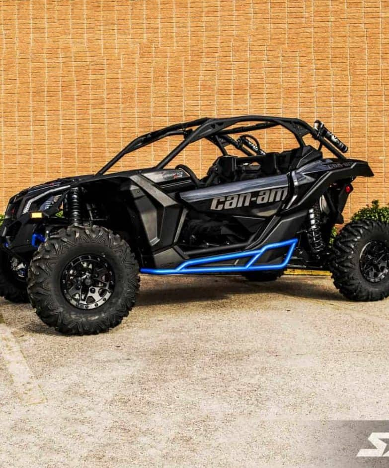Can-am Maverick X3 Nerf Bars