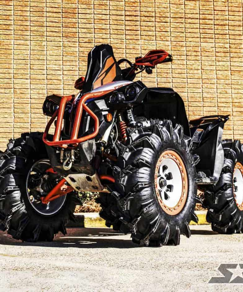 Can-am Renegade/outlander Forward Hd Hc A-arms