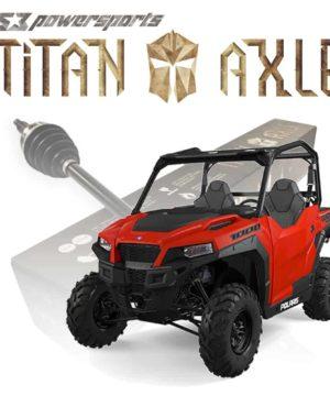 Polaris General Axles, Titan Edition