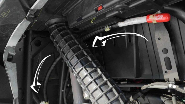 Proteng Automatic Utv Fire Suppression System