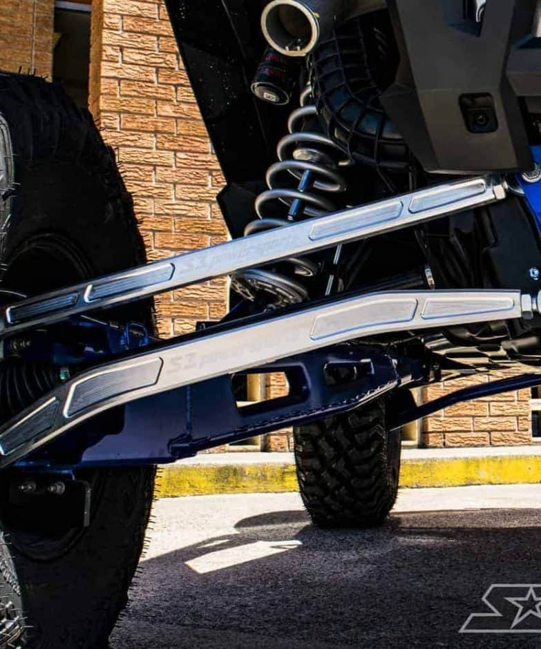 Polaris Rzr Xp Turbo S High Clearance Lower Radius Rods