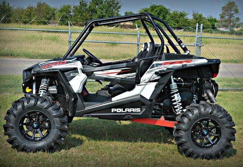 Polaris Rzr Xp 1000 5″ Bracket Lift Kit