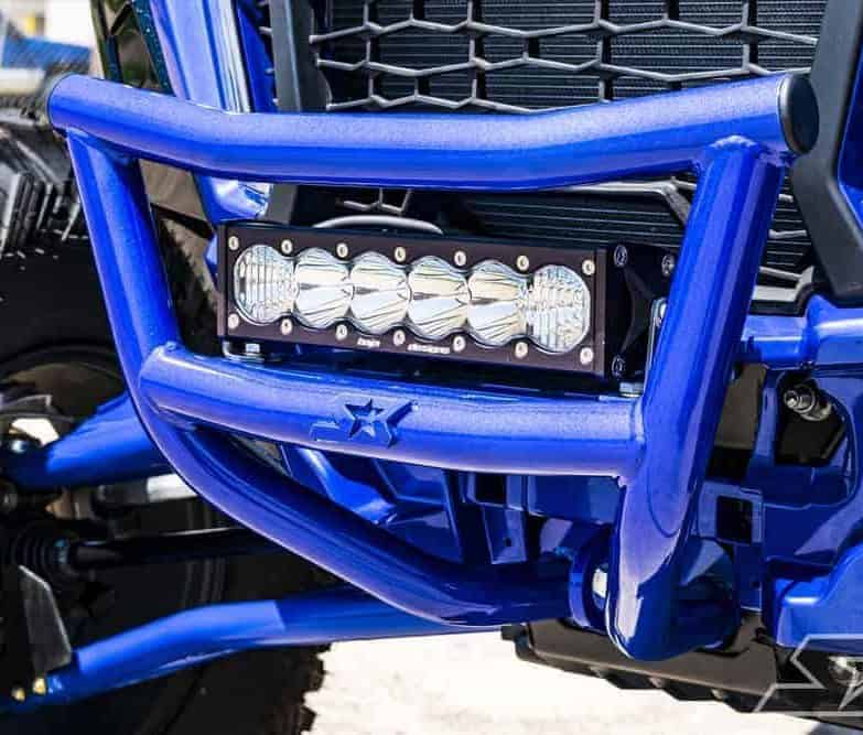 Polaris Rzr Xp Turbo S Front Bumper