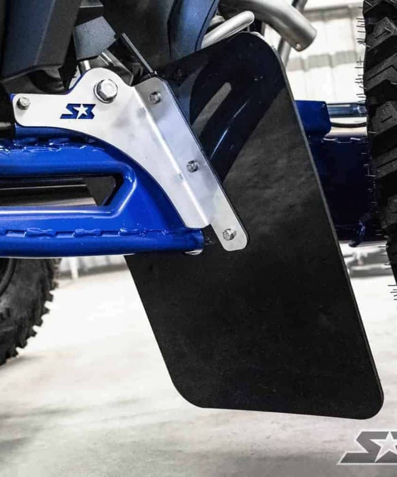 Polaris Rzr Xp Turbo S Trailing Arm Mud Guards