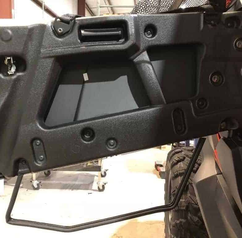 Honda Talon 1000x- Lower Door Inserts