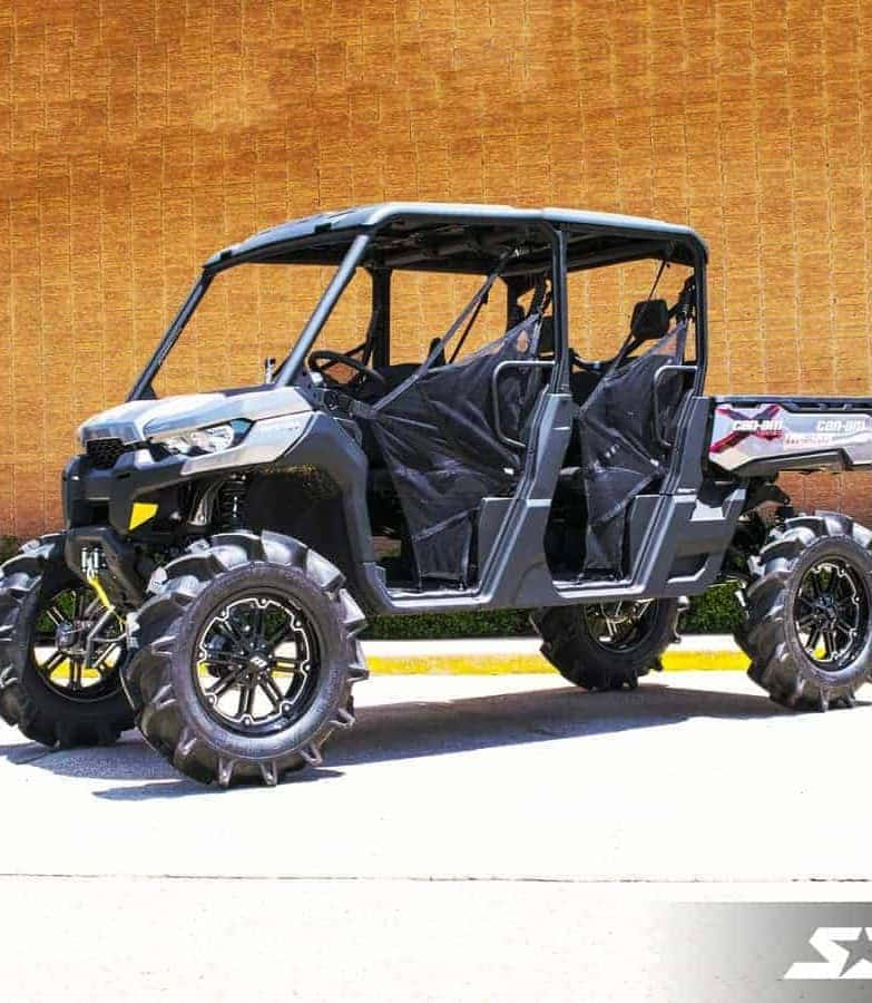 Can-am Defender 8″ Lift Kit