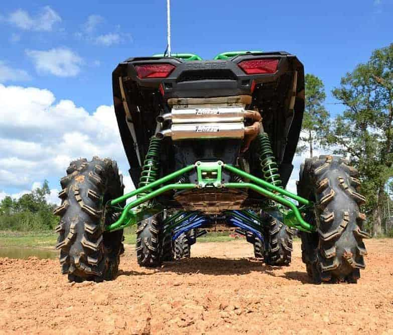 Polaris Rzr Xp 1000 8″ Lift Kit
