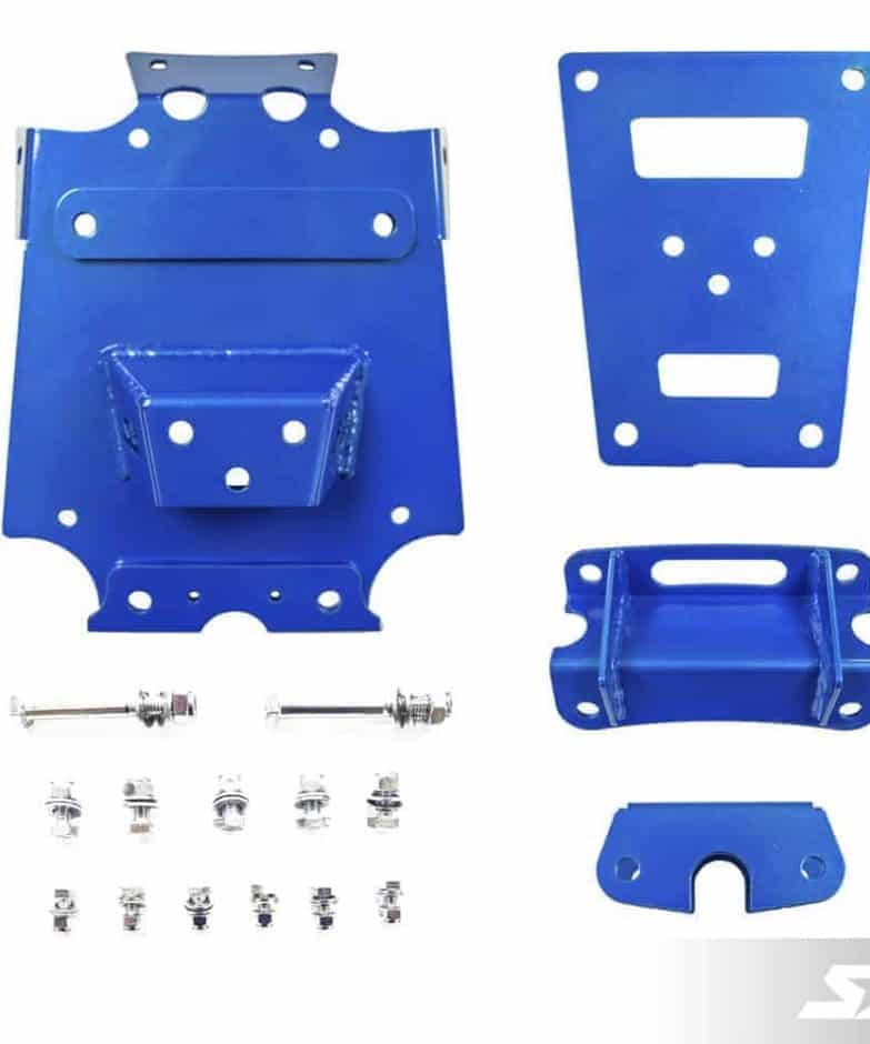 Can-am Maverick X3 Front Gusset Kit