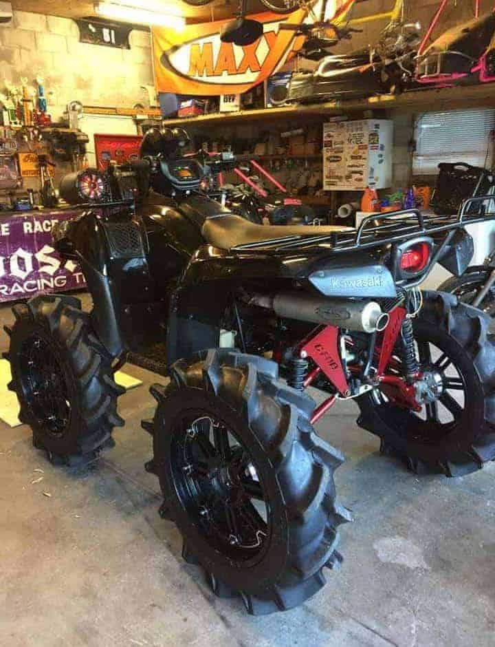 Kawasaki Brute Force 6″ Lift Kit