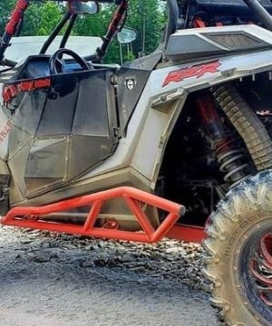 Polaris Rzr Xp Series Tree Kicker, Nerf Bars