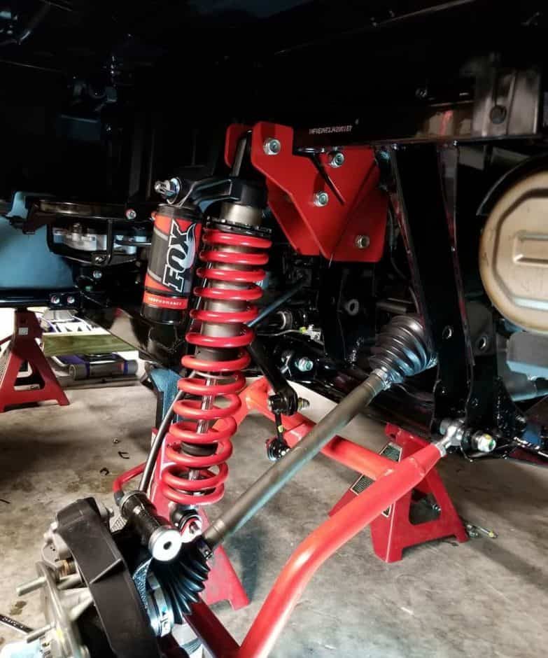 Honda Pioneer Forward A-arm Kit + Lift