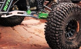 Polaris Rzr Xp High Clearance Trailing Arms