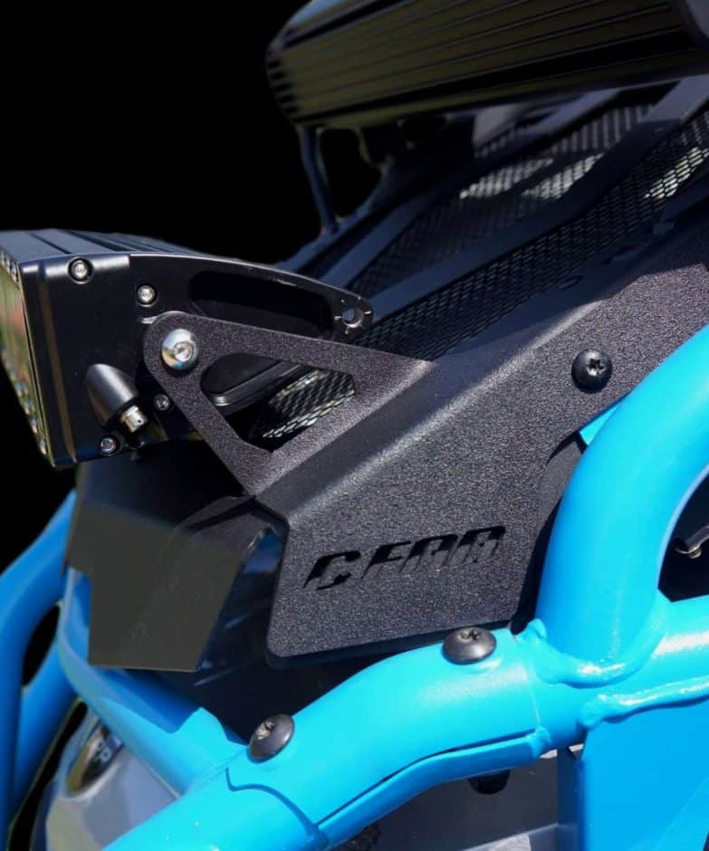 Can-am Outlander Xmr Light Bar Mount
