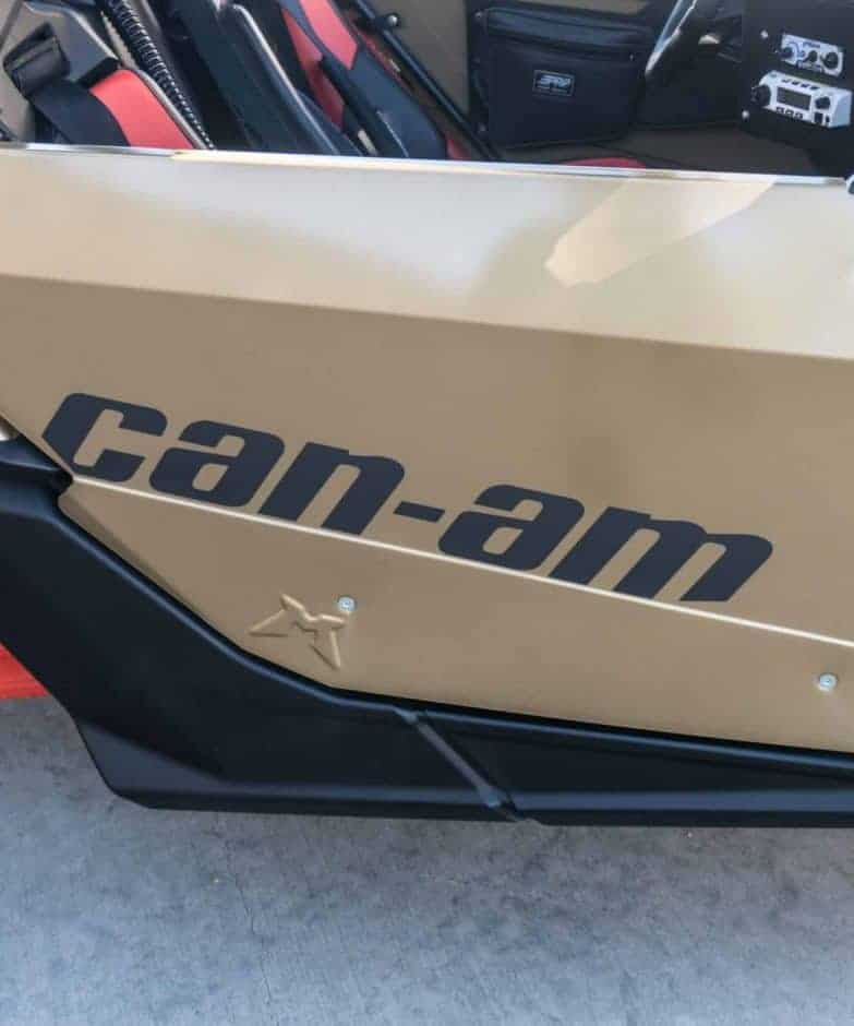 Can-am Maverick X3 Full Doors