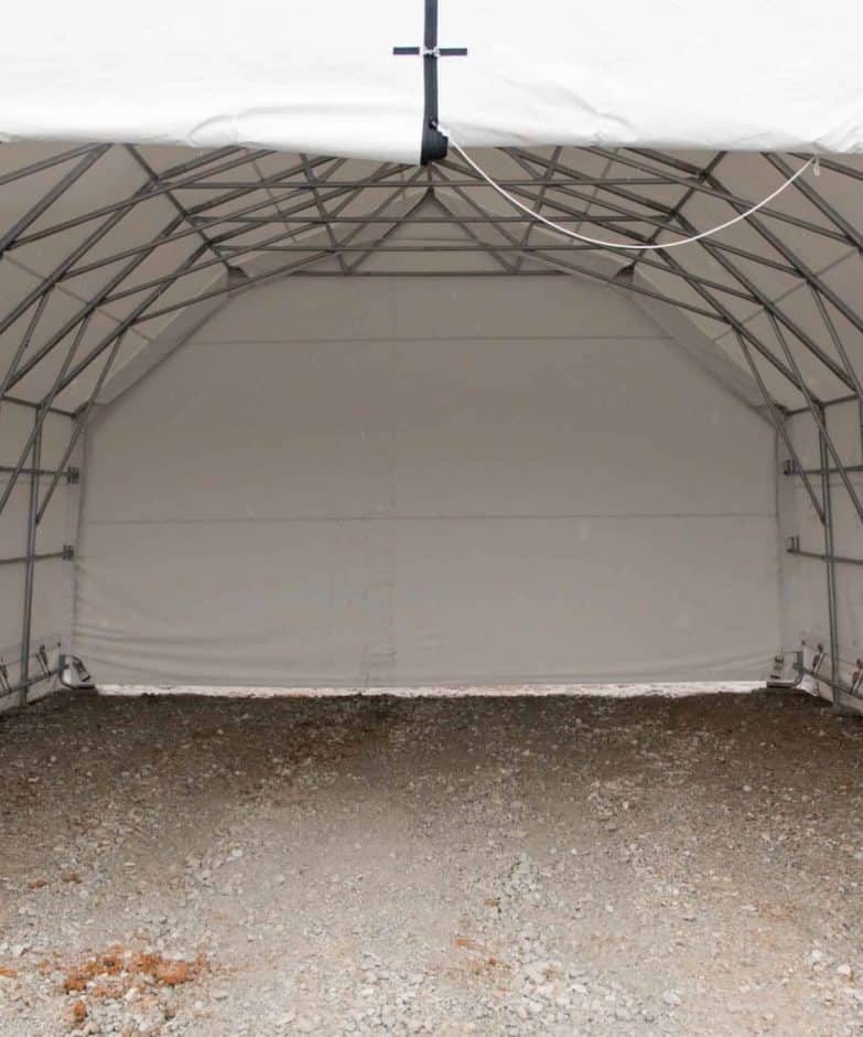 Sp Series Shelter, Barn Style Building Kit