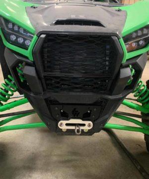 Kawasaki Krx 1000 Winch Mount
