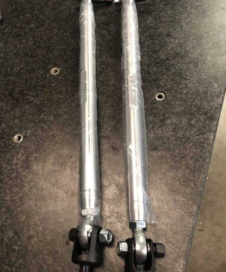 Polaris Rzr Xp Turbo S Heim Style Tie Rods