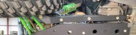 Kawasaki Krx 1000 Impact Trailing Arm Guards