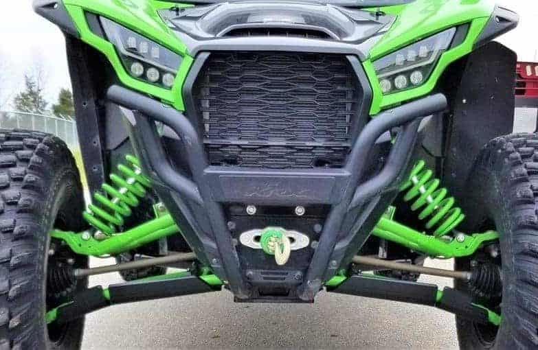 Kawasaki Krx 1000 Impact Front A-arm Guards