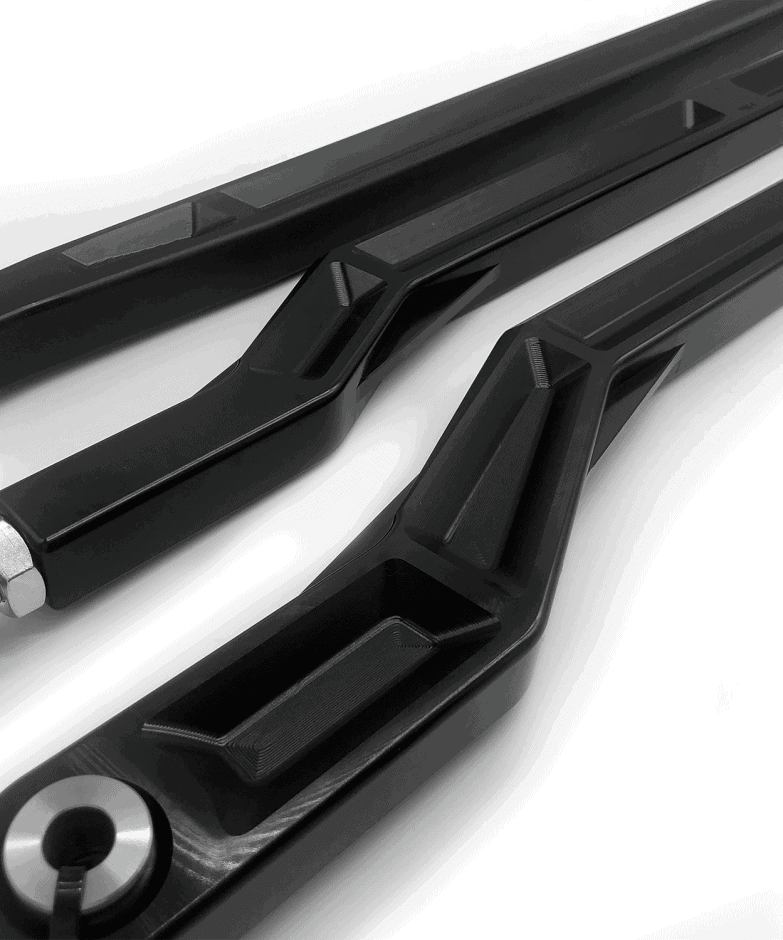 Can-am Maverick X3 64″ High Clearance Radius Rod Set