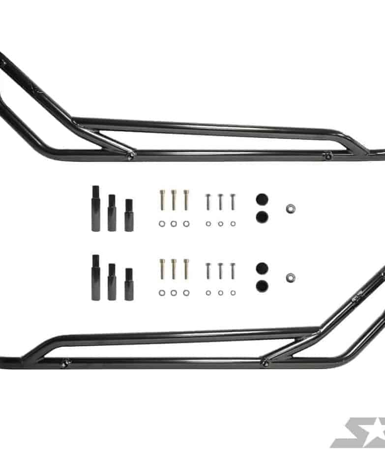 Polaris Rzr Pro Xp Nerf Bars