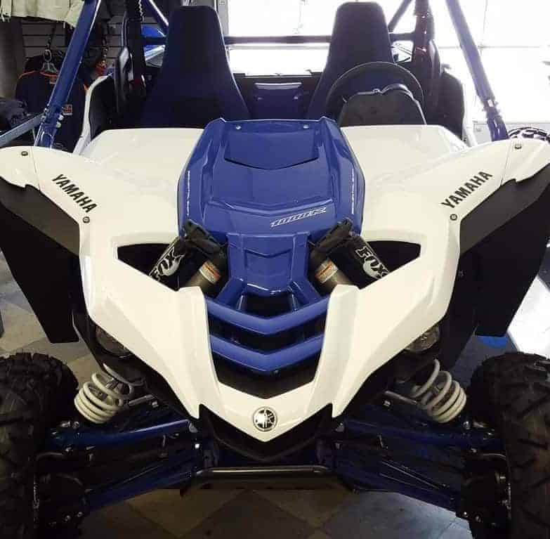 Yamaha Yxz 1000 Mud Flap Fender Extensions