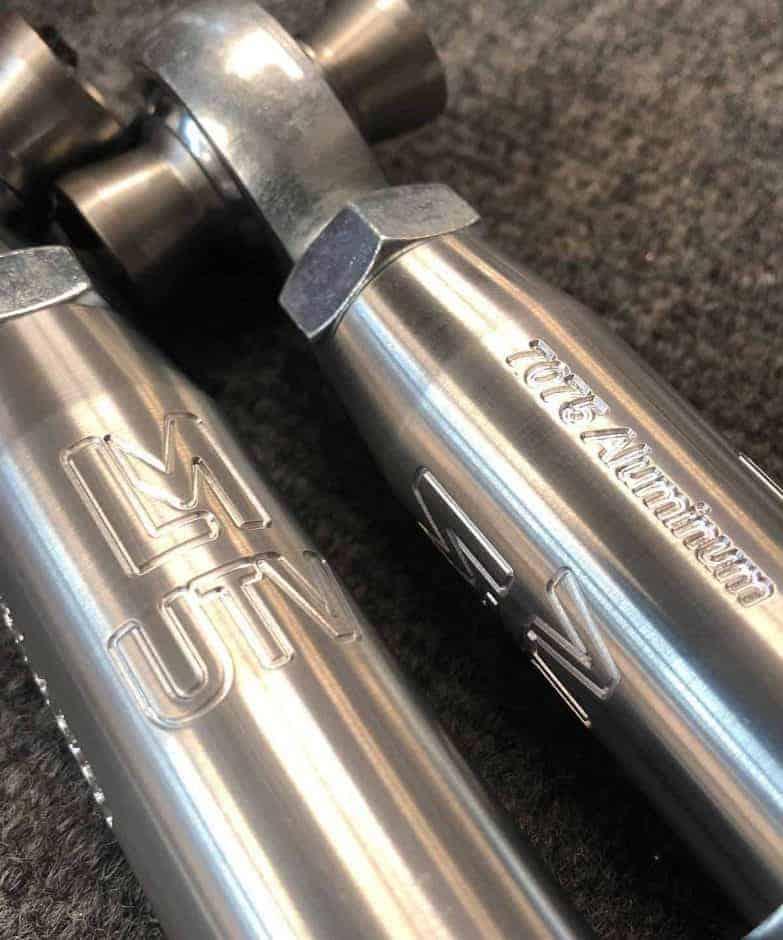 Can-am Maverick X3 64″ Heim Style Tie Rods