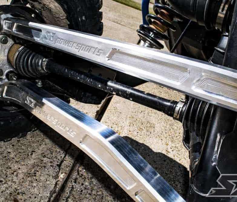Polaris Rzr Pro Xp Hc Billet Lower Radius Rods