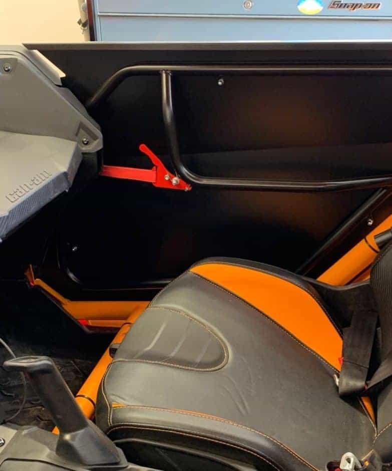 Can-am Maverick X3 Doors, Flat Top Style