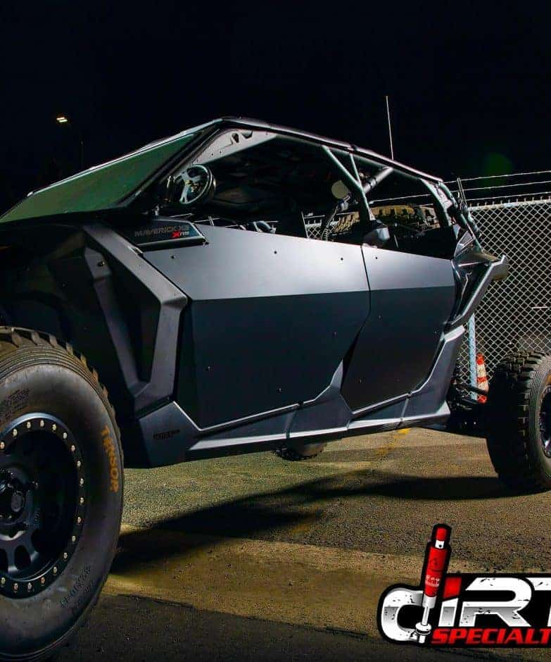 Can-am Maverick X3 Max Full Doors